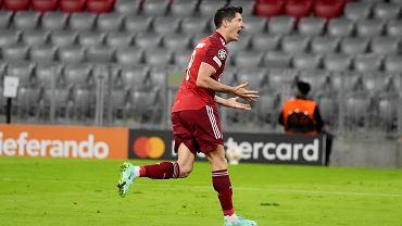 Lewandowski wyładował frustrację na rywalu. Tak Niemcy ocenili Lewandowskiego