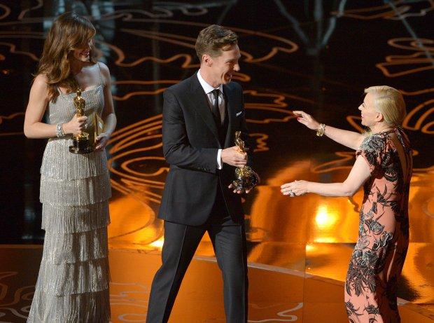 Jennifer Garner, Benedict Cumberbatch, Catherine Martin