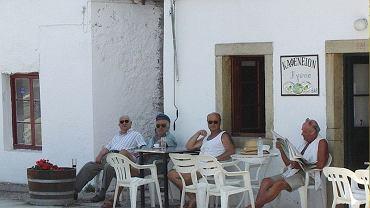 Kafenio/ Fot. CC BY 3.0/ Wikimedia Commons