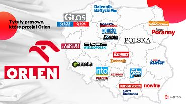 Orlen przejął Polska Press. 20 dzienników lokalnych w rękach państwowej spółki, prezeska odchodzi