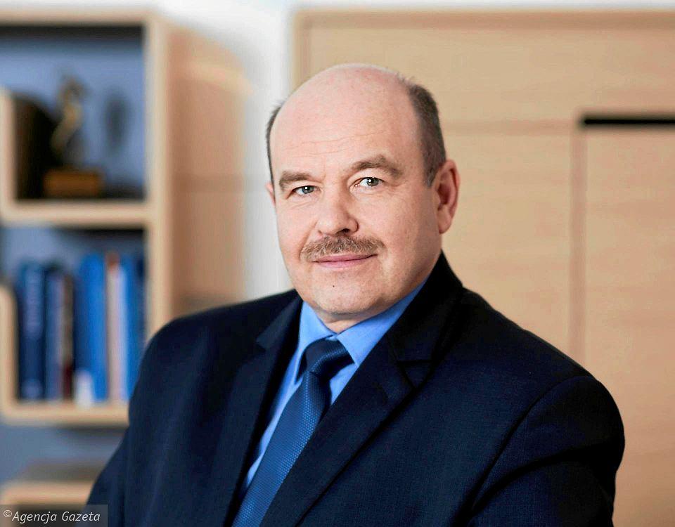 Dariusz Słaboszewski, prezes ZMPSiŚ