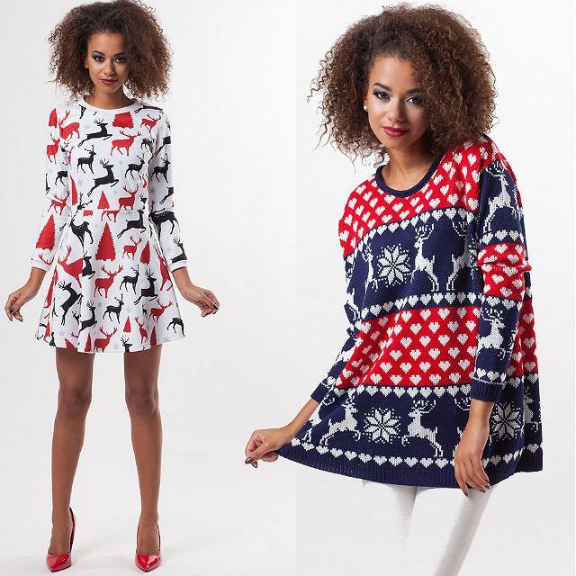 Sukienki świąteczne