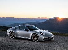 Porsche 911 z manualną skrzynią biegów