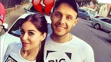 Weronika 'Tancereczka' i Paweł Cattaneo z 'Warsaw Shore'