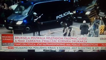 Paski w TVP Info