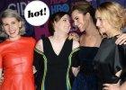 """Premiera czwartego sezonu serialu """"Dziewczyny"""": Lena Dunham, Zosia Mamet, Jemima Kirke i Allison Williams. Która wyglądała najlepiej?"""