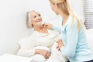 Jak umyć osobę obłożnie chorą?