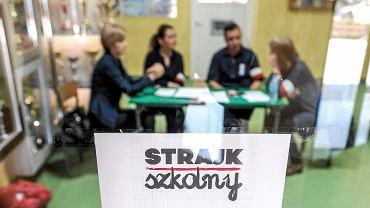 Strajk szkolny