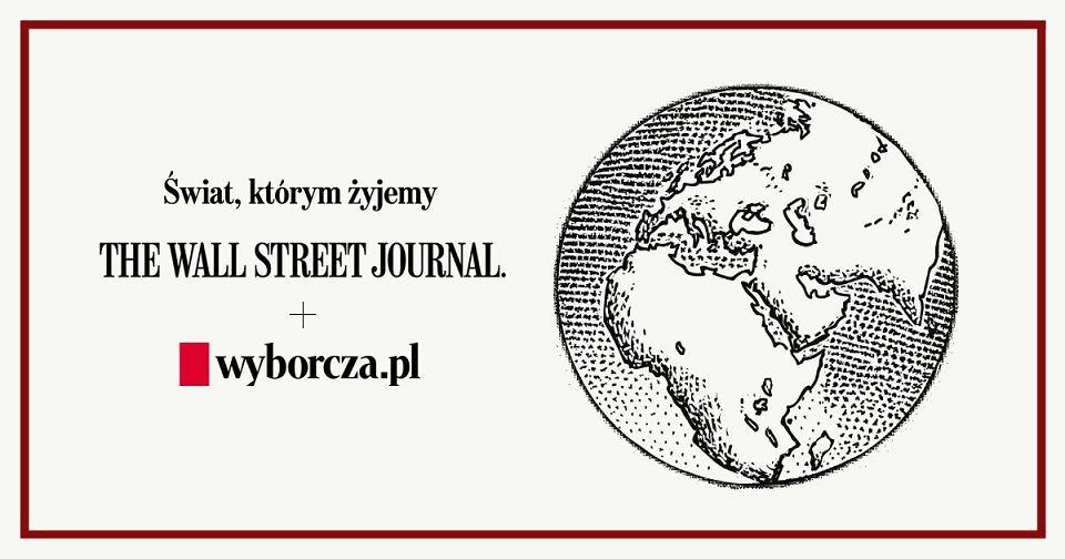 'The Wall Street Journal' i 'Gazeta Wyborcza' rozpoczynają współpracę