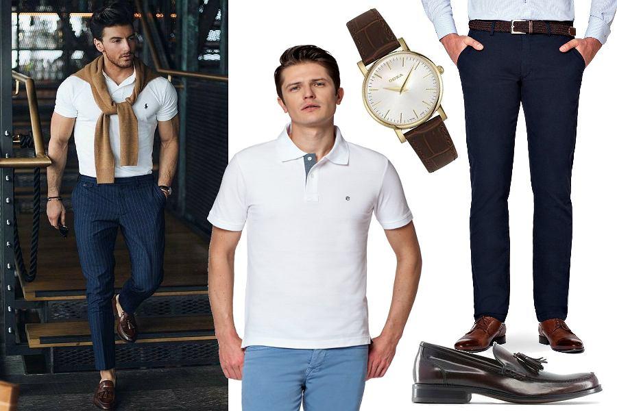 Jak się ubrać do pracy - koszulka polo