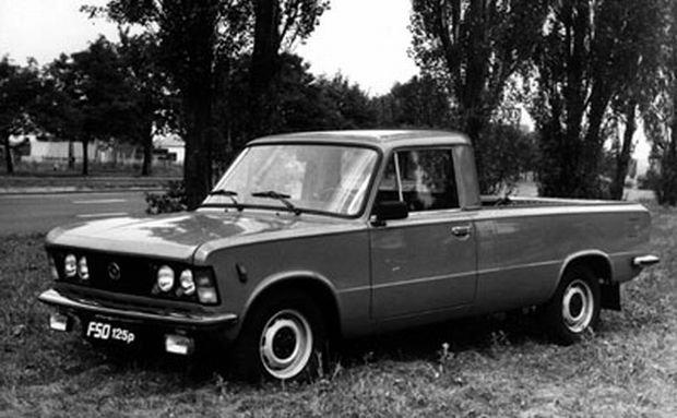 FSO 1500 Pickup