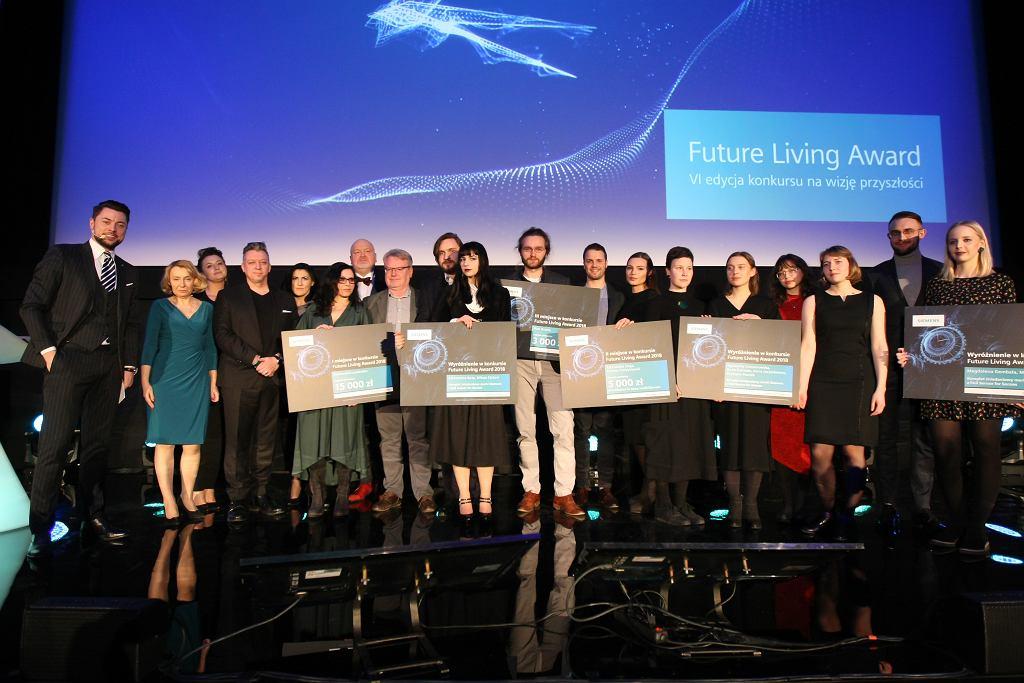 Finałowa gala konkursu Future Living Award