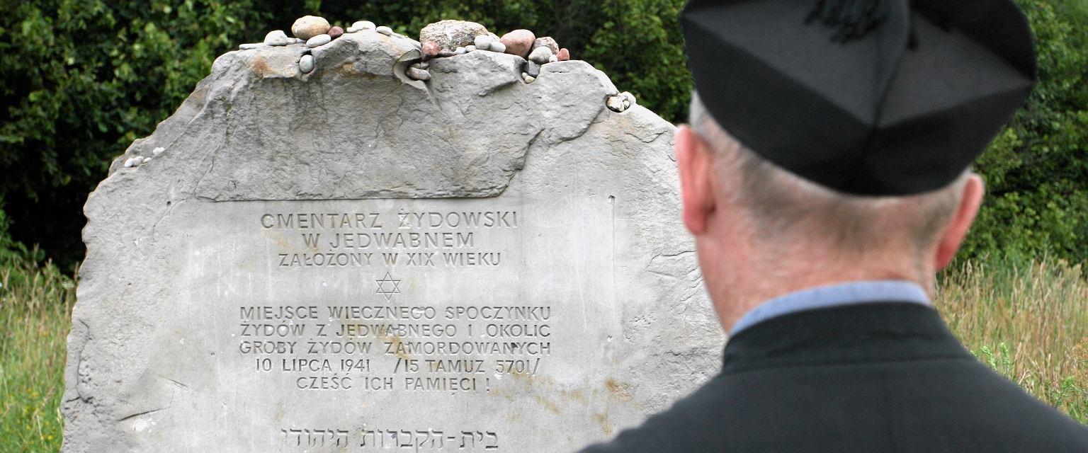 68. rocznica mordu w Jedwabnem (fot. Michał Jasiulewicz  / Agencja Gazeta)