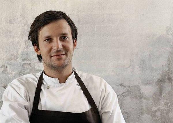 Rene Redzepi, szef kuchni restauracji Noma