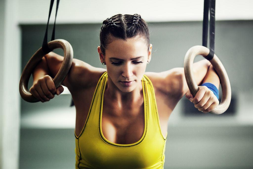 Trening na jędrny biust