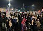 Manifestacja w Gdańsku przeciwko zaostrzeniu prawa aborcyjnego