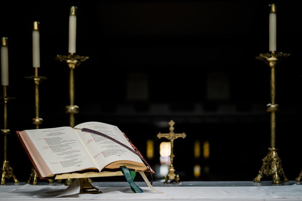 msza (zdjęcie ilustracyjne)