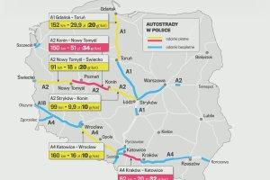 Drożej za przejazd autostradą A4 z Krakowa do Katowic