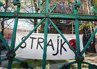 Nauczyciele we Wrocławiu dalej strajkują