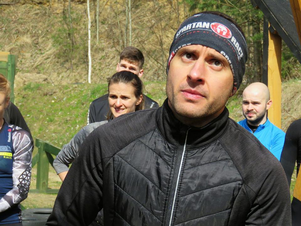 Rafał Kasza, miejski radny i właściciel knajpy Czar PRL-u, jest też zapalonym sportowcem. Przed paroma laty otworzył w Zielonej Górze pierwszy tor treningowy do Spartan Race