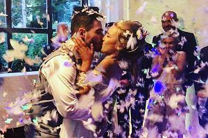 Córka Andrzeja Grabowskiego wzięła ślub