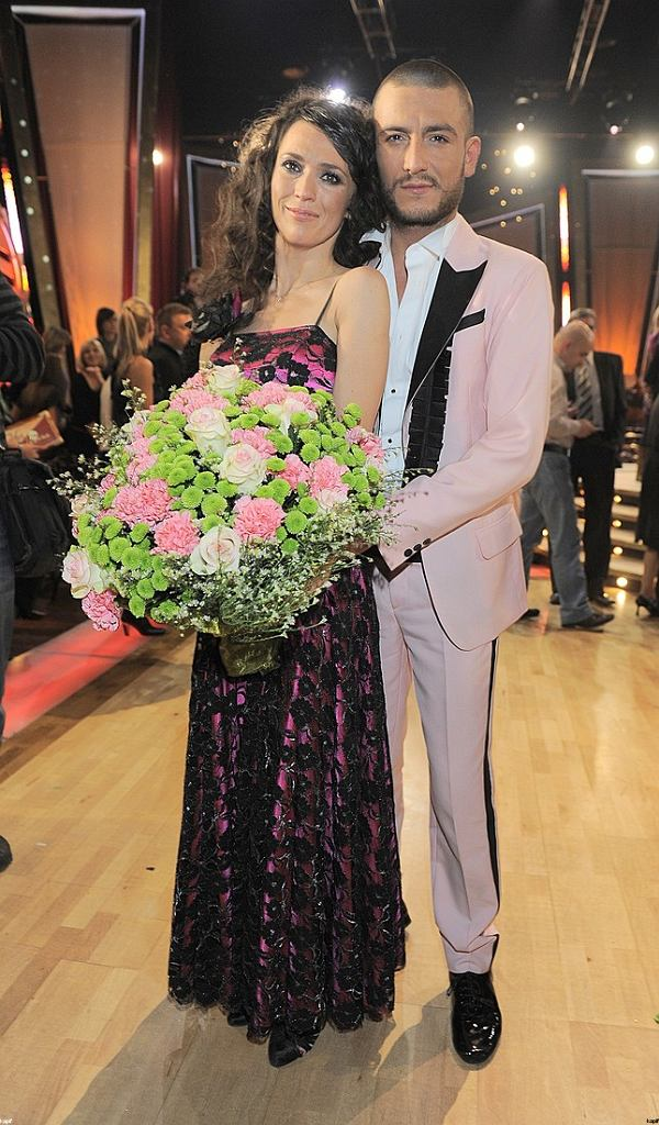Michał Kwiatkowski i Janja Lesar