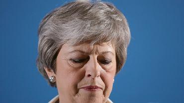 Partia Theresy May poniosła klęskę w wyborach w Wielkiej Brytanii