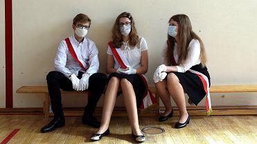 Szkoła podczas pandemii (zdjęcie ilustracyjne)