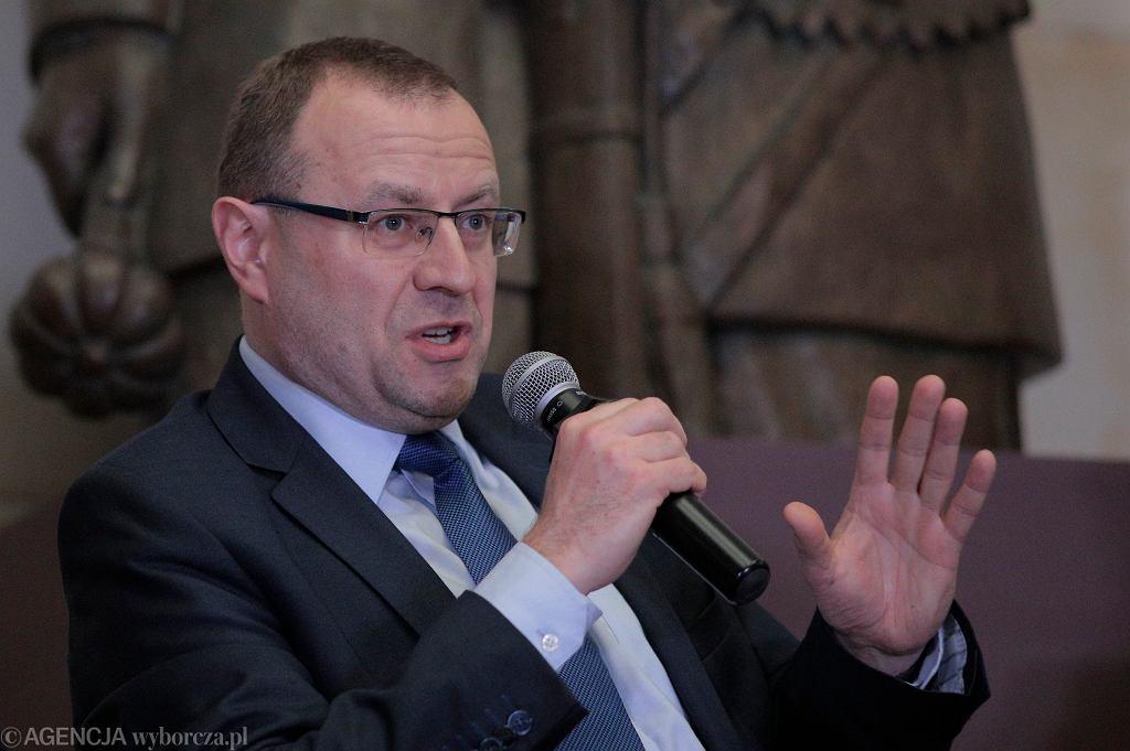 Prof. Dudek o decyzji ws. profesury dla Zybertowicza. 'Skandaliczna i kompromitująca'