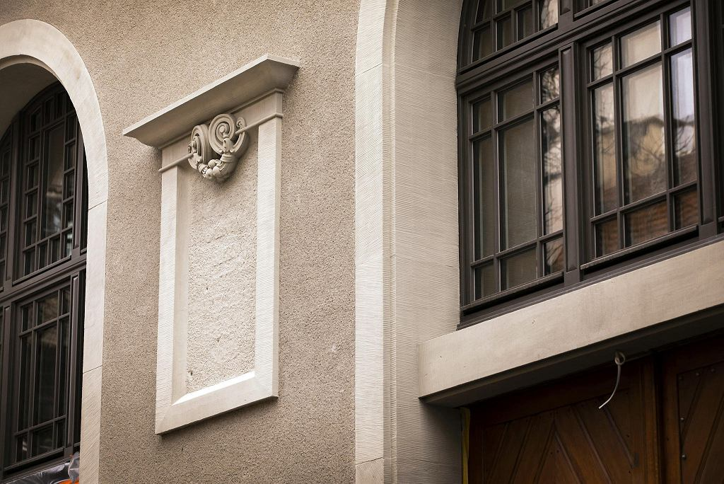 W inwestycji Witolda 3840 odnawiane i ponownie wykorzystywane są historyczne detale