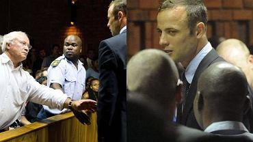 Oscar Pistorius, Henke Pistorius