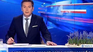 Wiadomości TVP, 13.04