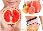 Dieta grejpfrutowa. Cytrusy pomogą ci schudnąć [10 ZASAD]
