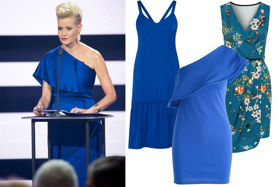 Sukienki w stylu Małgorzaty Kożuchowskiej
