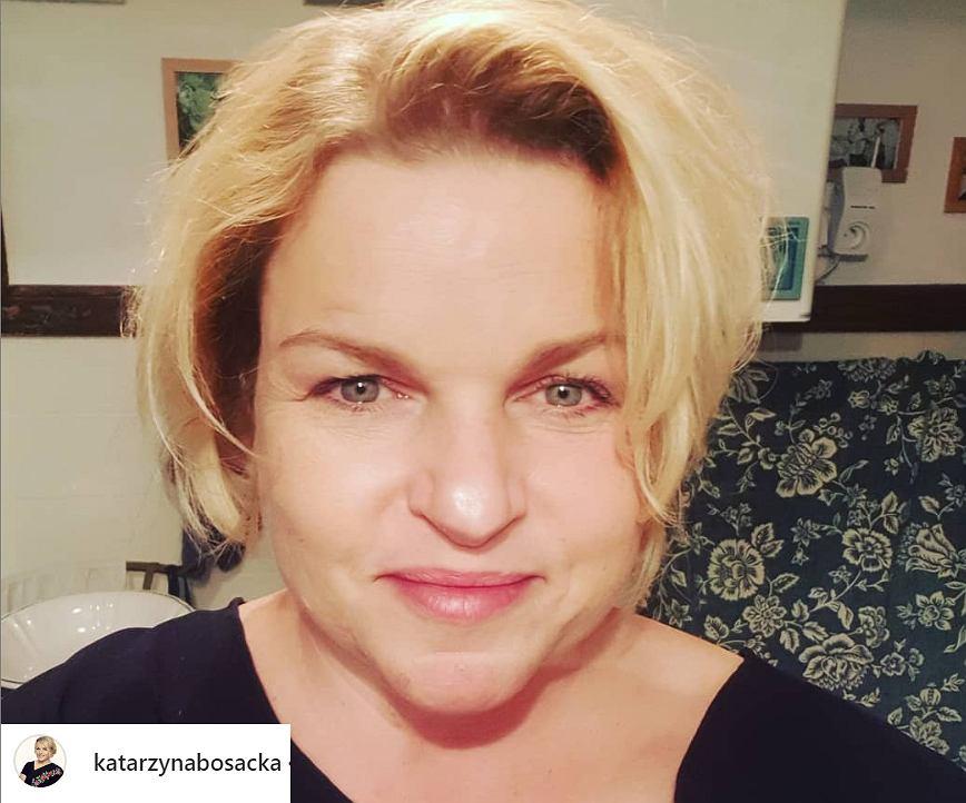 Katarzyna Bosacka pokazała zdjęcie sprzed 23 lat