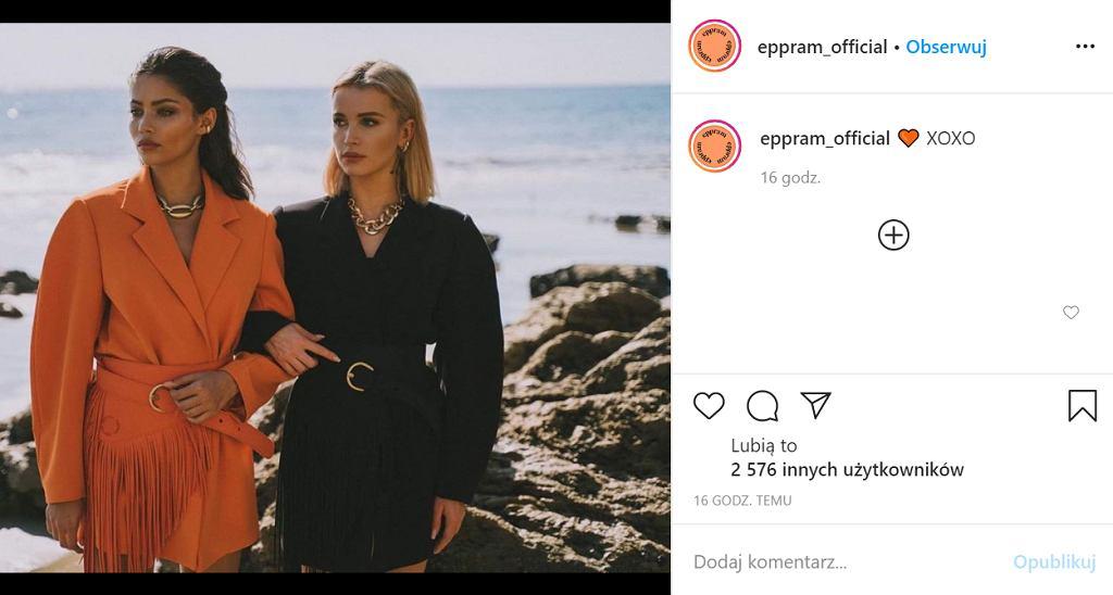 Maffashion stworzyła własną markę modową. Co znajdziemy w ofercie Eppram?