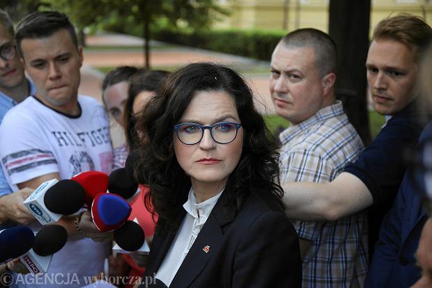 """Pół miliona złotych za ochronę Aleksandry Dulkiewicz. """"Taniej niż w przypadku Jarosława Kaczyńskiego"""""""