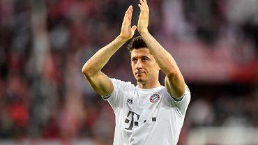 Robert Lewandowski w barwach Bayernu Monachium, Kolonia 16.02.2020