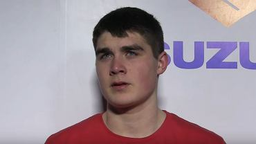 17-letni pięściarz zachwycił Zbigniewa Bońka