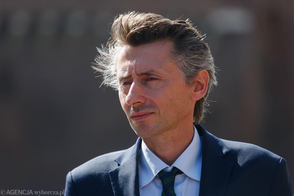 Maciej Gdula: Nie widzę siebie w koalicji z Konfederacją