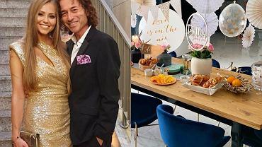 Piotr Rubik i Agata Rubik