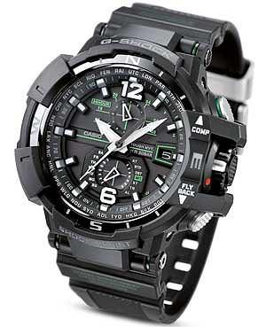 Zegarki: co nowego w 2013 roku, moda męska, zegarki, Zegarek z kolekcji Casio, G-shock.  Cena: 2500 zł