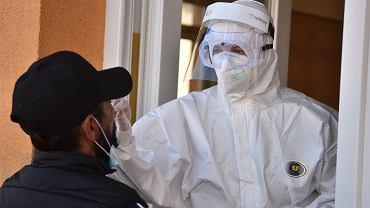 Słowacja. Epidemia koronawirusa (zdjęcie ilustracyjne)
