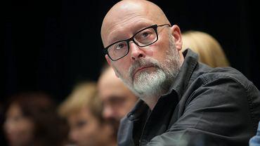 Wojciech Smarzowski na festiwalu w Gdyni