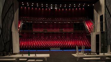 Opera Krakowska - widok ze sceny