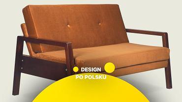 Sofy i fotele 'nowego PRL-u'. Design na wypasie inspirowany ikonami [CYKL POLSKI DESIGN]