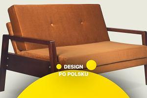 """Sofy i fotele """"nowego PRL-u"""". To design """"na wypasie"""" inspirowany ikonami"""