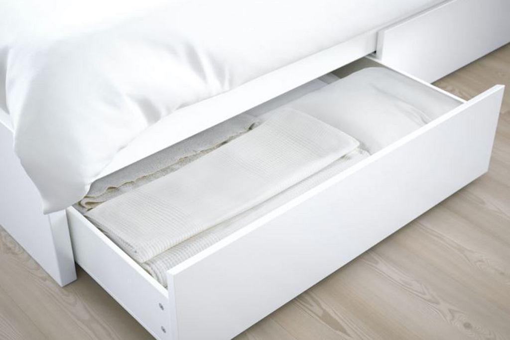 Łóżko MALM.