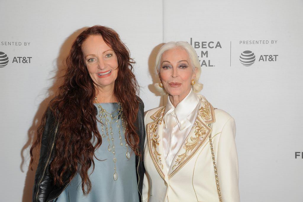 Pietra Brettkelly i Carmen Dell'Orefice