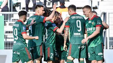 Piłkarze Śląska Wrocław zakończyli ostatni sezon na 4 miejscu